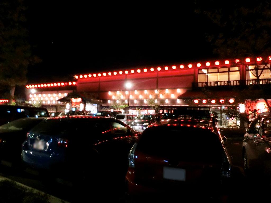 秩父鉄道の貨車「ヲキ」を楽しむ・その6秩父駅からジンギスカン2018春-9625
