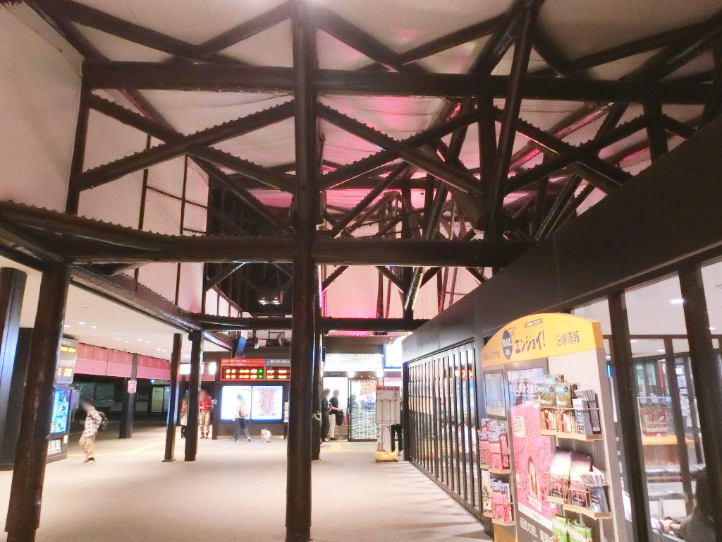 秩父鉄道の貨車「ヲキ」を楽しむ・その6秩父駅からジンギスカン2018春-9630