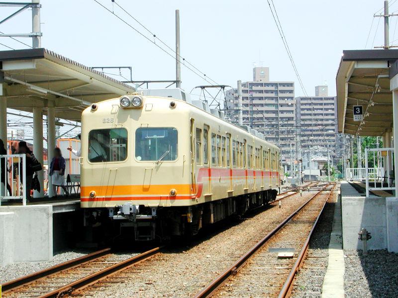 愛媛・伊予鉄道2006-4201