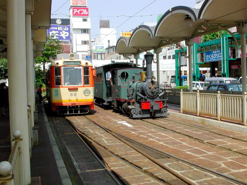 愛媛・伊予鉄道2006-4204
