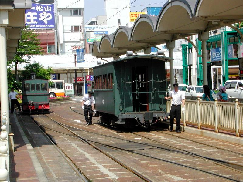 愛媛・伊予鉄道2006-4206