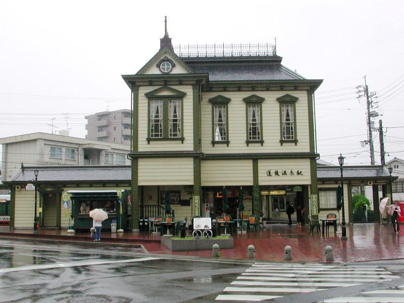 愛媛・伊予鉄道2006-4207