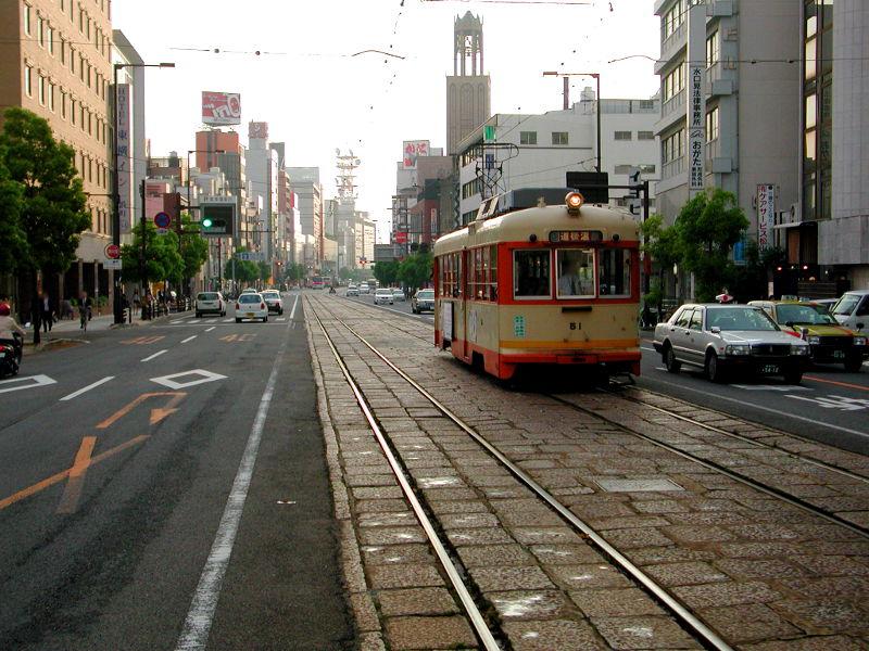 愛媛・伊予鉄道2006-4209