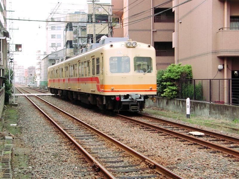 愛媛・伊予鉄道2006-4210