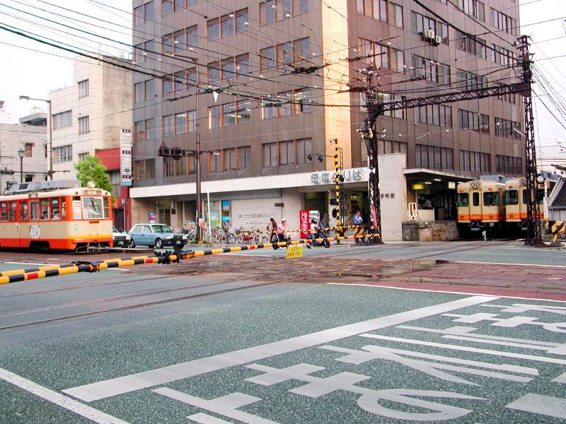 愛媛・伊予鉄道2006-4212