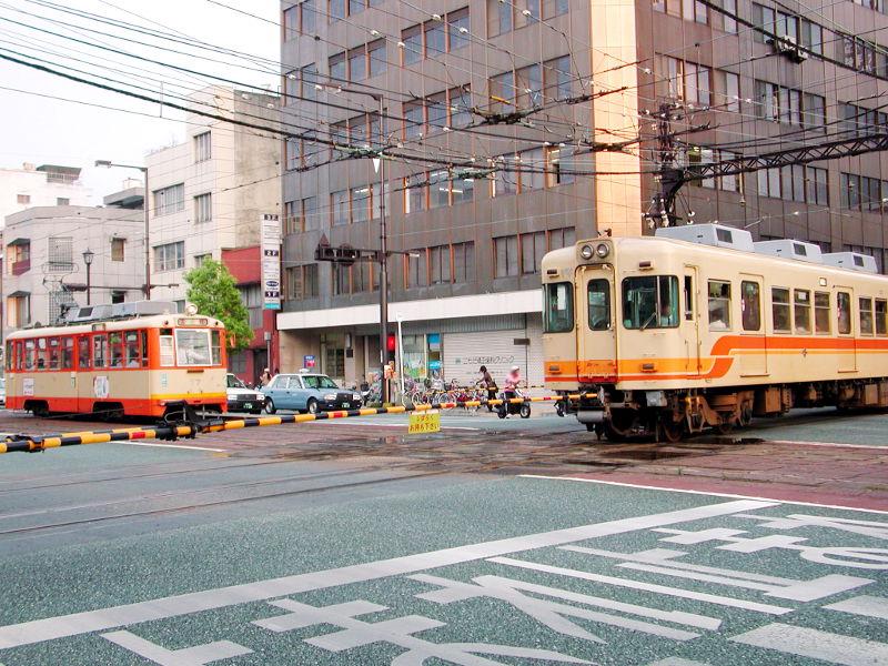 愛媛・伊予鉄道2006-4213