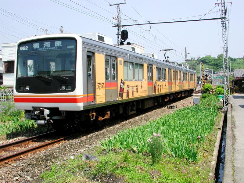 愛媛・伊予鉄道2006-4216