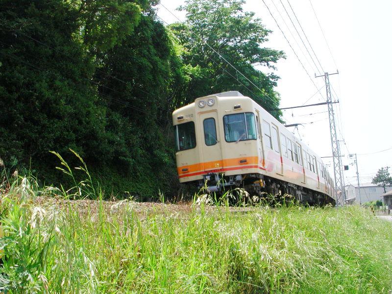愛媛・伊予鉄道2006-4217