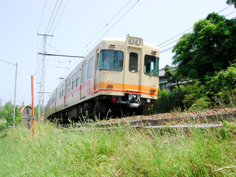 愛媛・伊予鉄道2006-4218