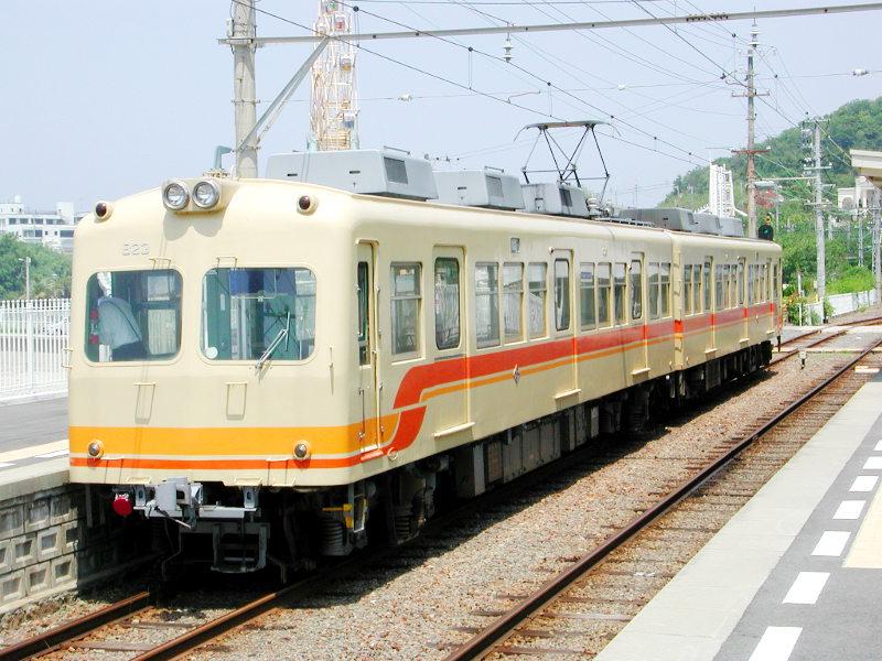 愛媛・伊予鉄道2006-4222