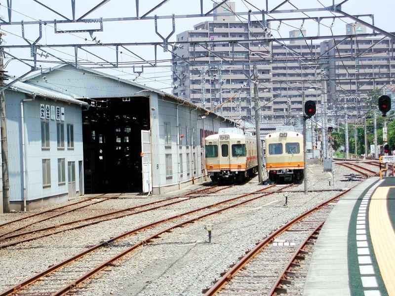 愛媛・伊予鉄道2006-4223