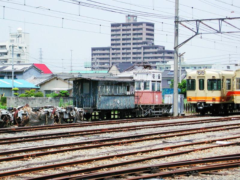 愛媛・伊予鉄道2006-4224