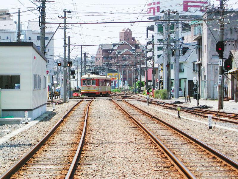 愛媛・伊予鉄道2006-4225