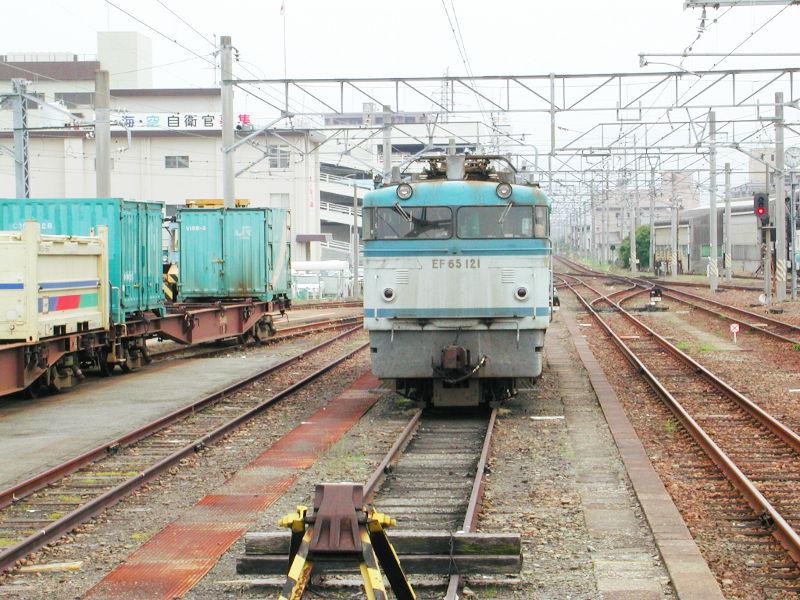 愛媛・松山駅より2006-4302