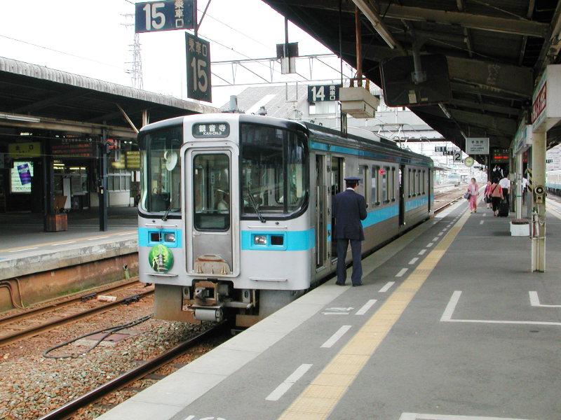 愛媛・松山駅より2006-4307