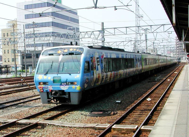 愛媛・松山駅より2006-4311
