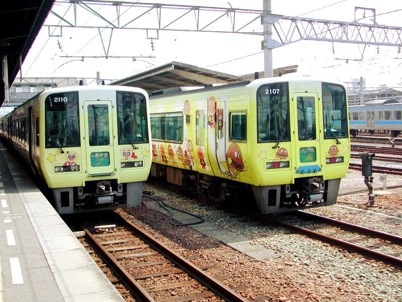愛媛・松山駅より2006-4312