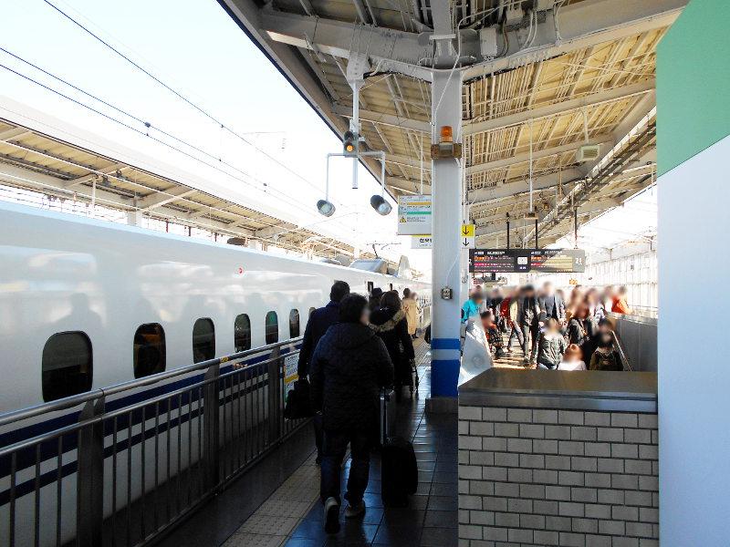 行くぞ!松山2016冬その1・旅立ち-7110