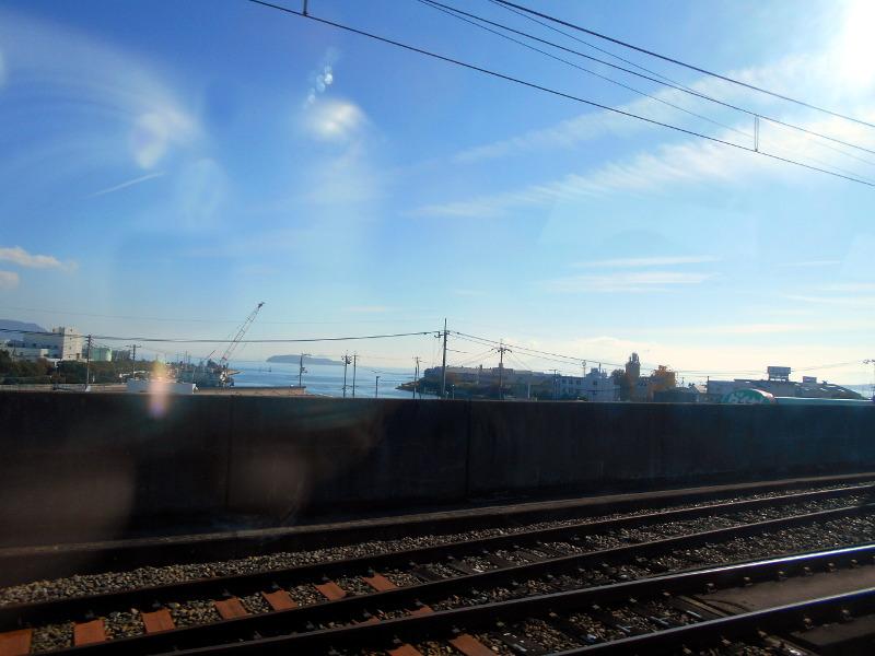 行くぞ!松山2016冬その2・瀬戸大橋を渡って到着-7203