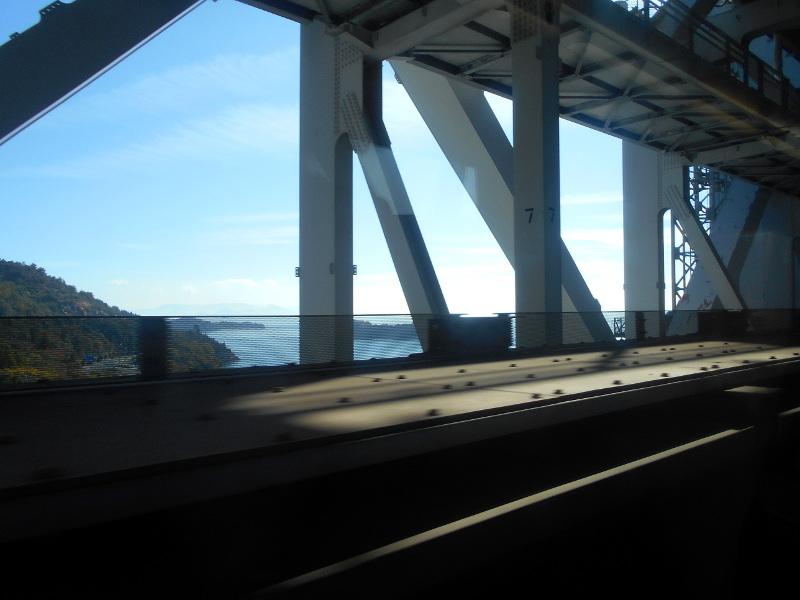 行くぞ!松山2016冬その2・瀬戸大橋を渡って到着-7204