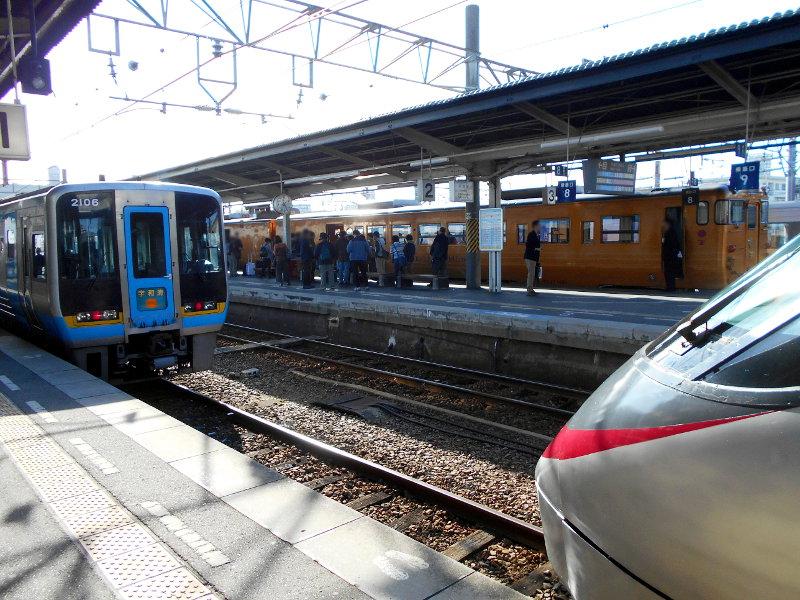 行くぞ!松山2016冬その2・到着-7224