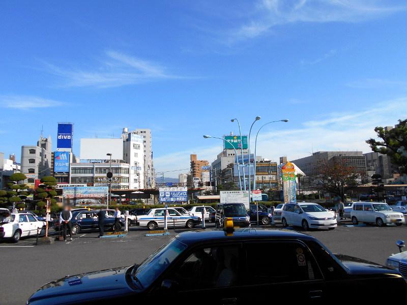 行くぞ!松山2016冬その2・到着-7231