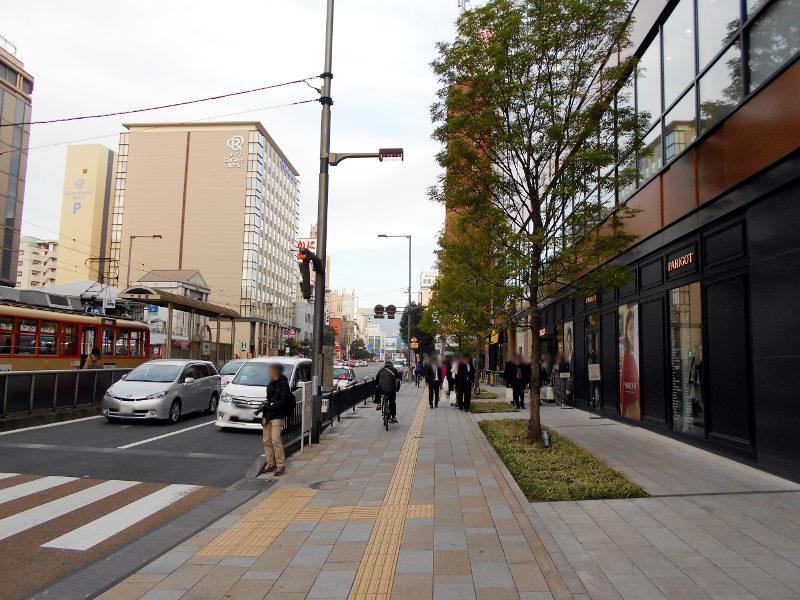 行くぞ!松山2016冬その5・商店街と坊っちゃん列車-7511
