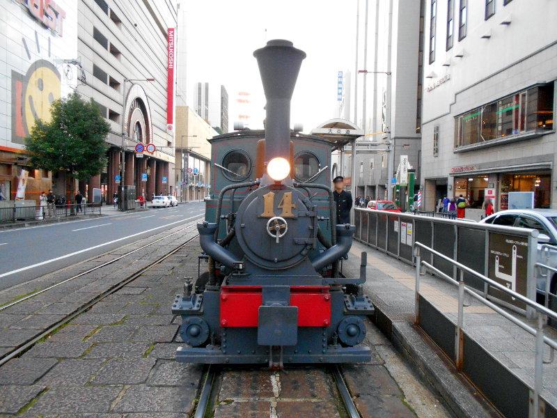 行くぞ!松山2016冬その5・商店街と坊っちゃん列車-7517