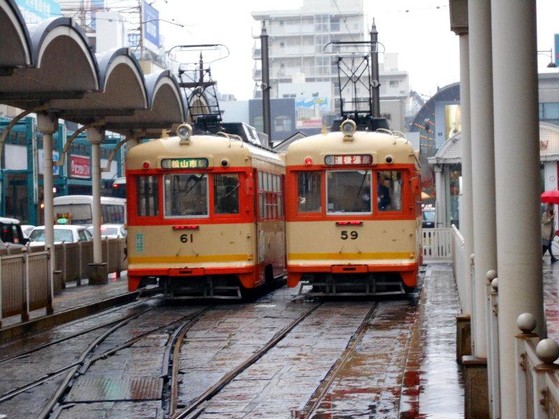 行くぞ!松山2016冬その11・伊予鉄道と道後温泉-8113