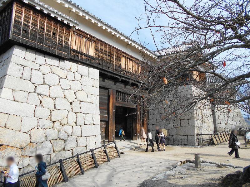 行くぞ!松山2016冬その13・松山城-前編-8333