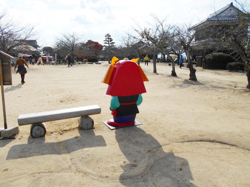 行くぞ!松山2016冬その13・松山城-前編-8340