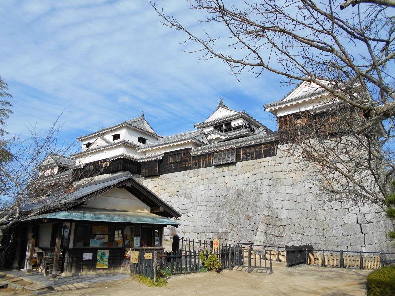 行くぞ!松山2016冬その14・松山城-中編-8402