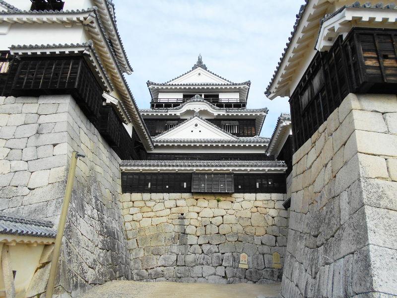 行くぞ!松山2016冬その14・松山城-中編-8404