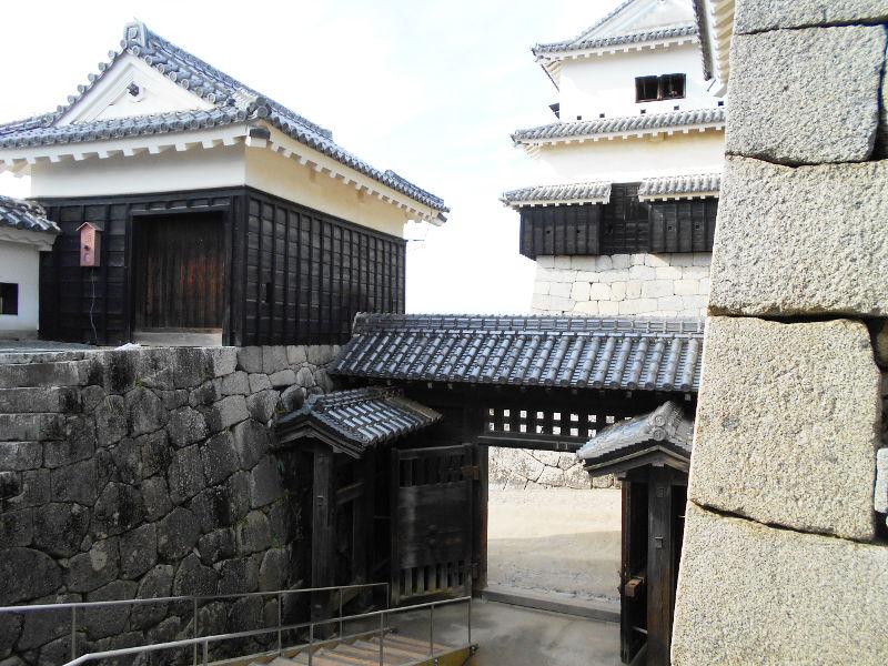 行くぞ!松山2016冬その14・松山城-中編-8406