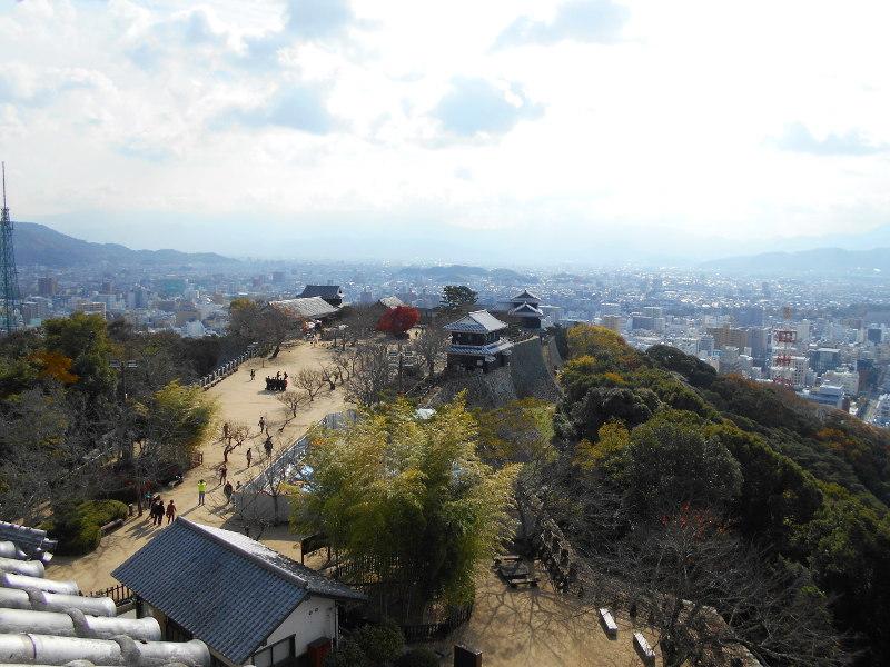 行くぞ!松山2016冬その14・松山城-中編-8420