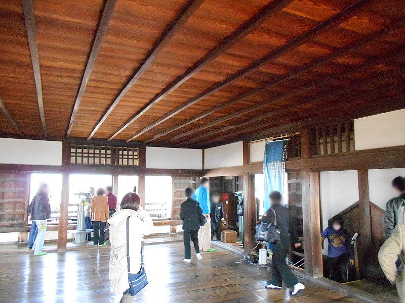 行くぞ!松山2016冬その14・松山城-中編-8426