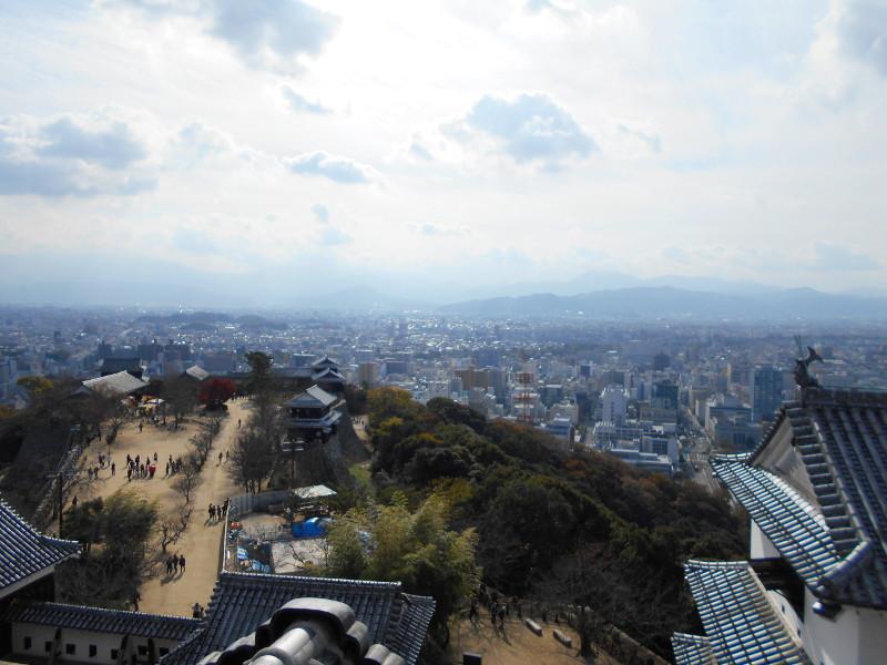 行くぞ!松山2016冬その14・松山城-中編-8427