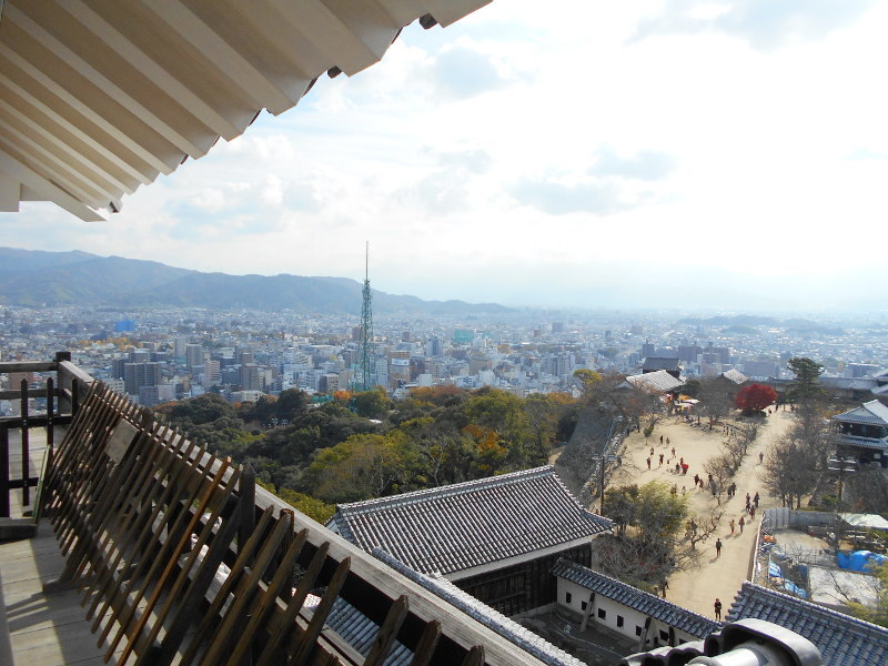 行くぞ!松山2016冬その14・松山城-中編-8429