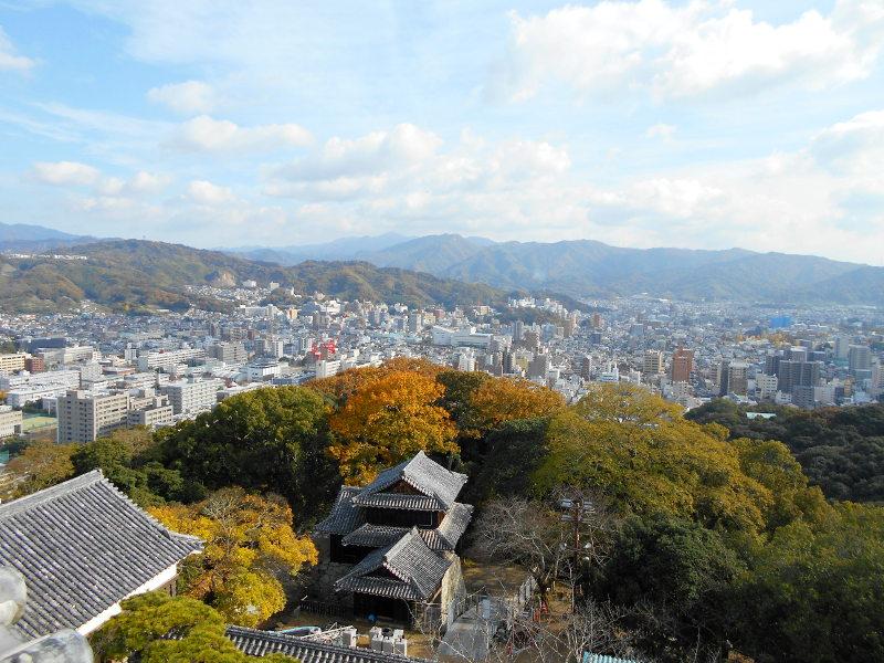 行くぞ!松山2016冬その14・松山城-中編-8430