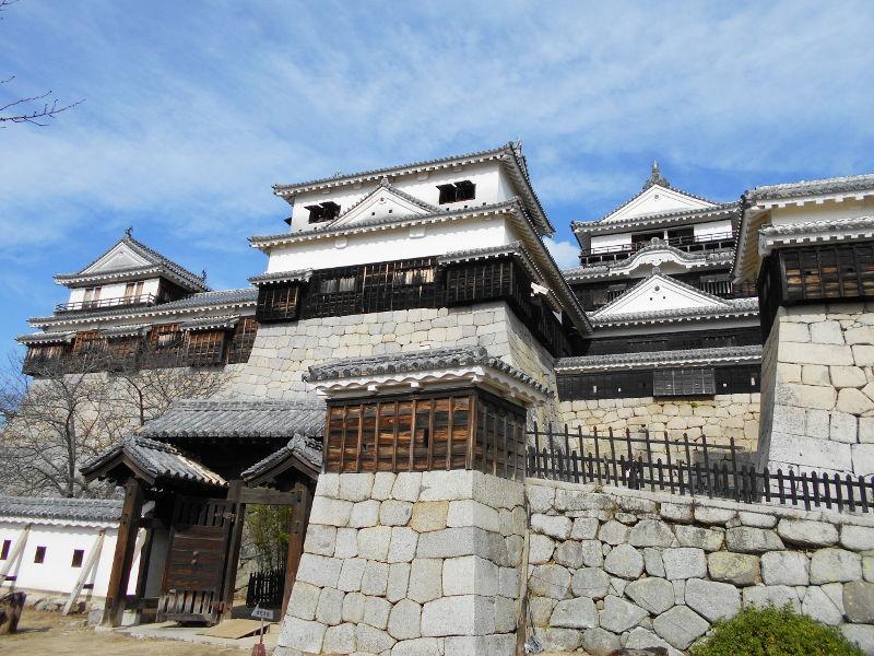 行くぞ!松山2016冬その15・松山城-後編-8501