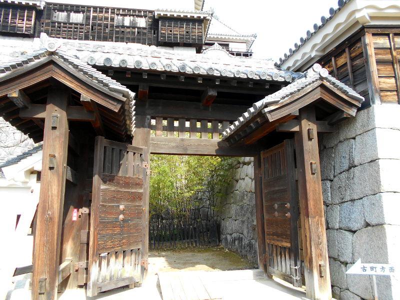 行くぞ!松山2016冬その15・松山城-後編-8503