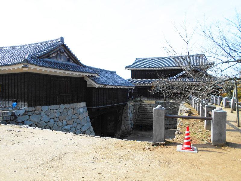 行くぞ!松山2016冬その15・松山城-後編-8509