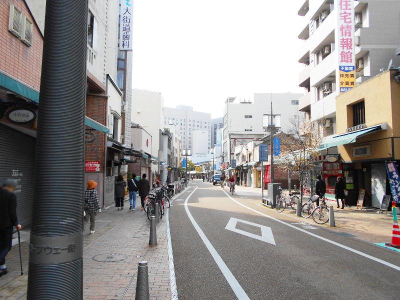行くぞ!松山2016冬その16・城から市駅へ-8608