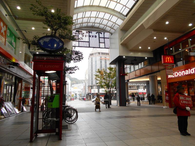 行くぞ!松山2016冬その16・城から市駅へ-8611