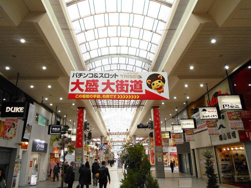 行くぞ!松山2016冬その16・城から市駅へ-8613