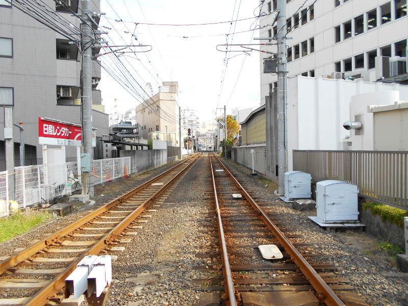 行くぞ!松山2016冬その17・市駅から松山駅へ-8716