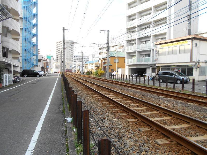 行くぞ!松山2016冬その17・市駅から松山駅へ-8719