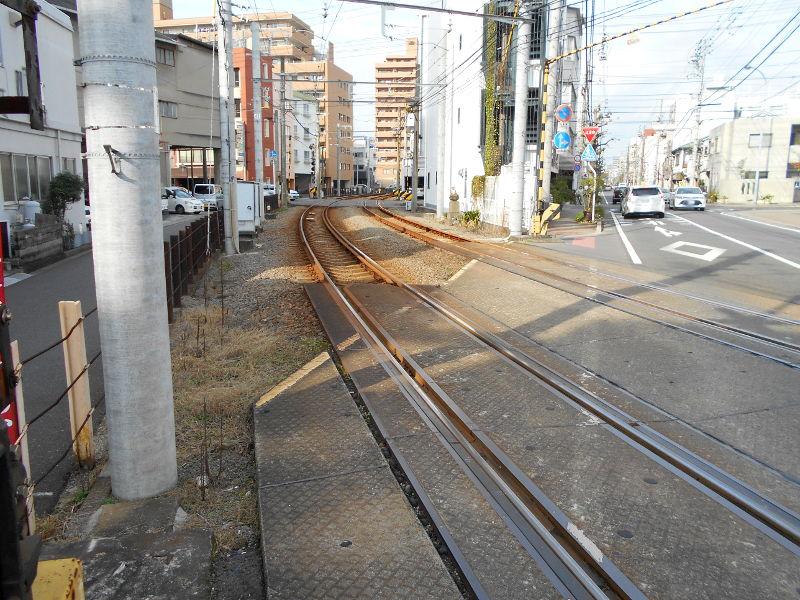 行くぞ!松山2016冬その17・市駅から松山駅へ-8720
