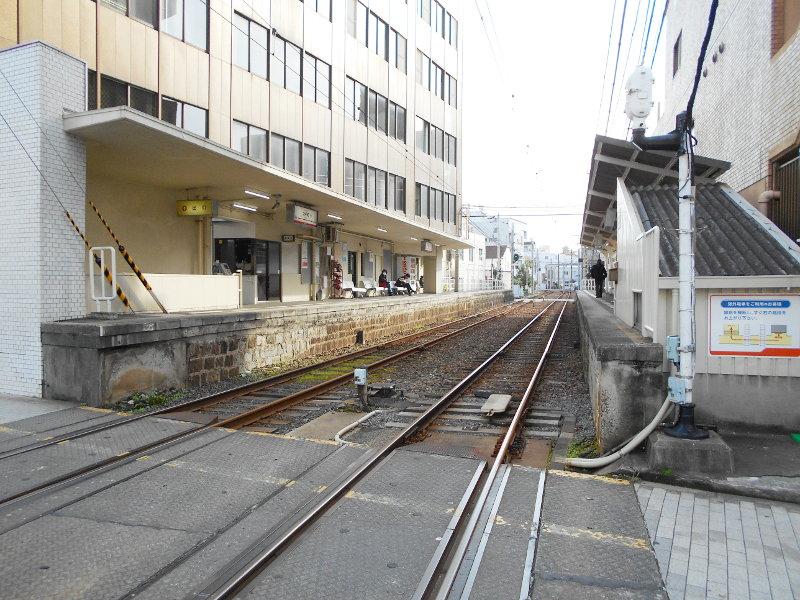 行くぞ!松山2016冬その17・市駅から松山駅へ-8729
