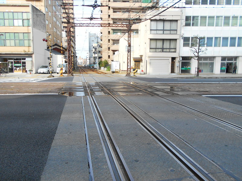 行くぞ!松山2016冬その17・市駅から松山駅へ-8730